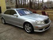 Mercedes-benz S-class 5.0L SOHC SMPI